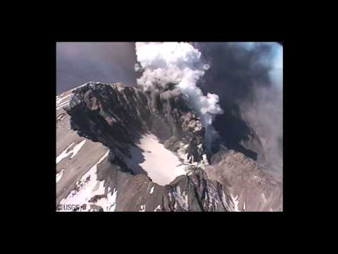 October 1, 2004 Explosion at Mount St. Helens