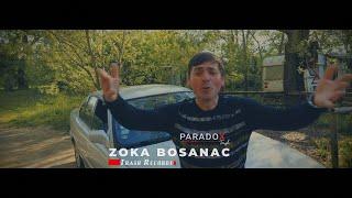ZOKA BOSANAC - DjE SI RUZO KURVETINO STARA ( 4К Official Video)