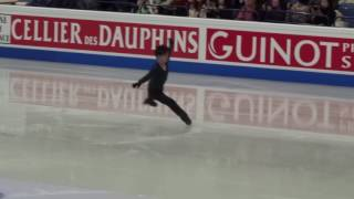 Part 1 of Day 1 Group 1 Practice for Mens featuring Yuzuru Hanyu an...