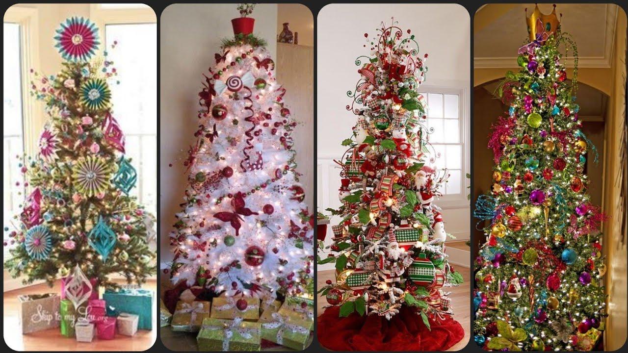 Best Christmas Trees Decoration 2020 32 best christmas tree decoration ideas 2020   YouTube
