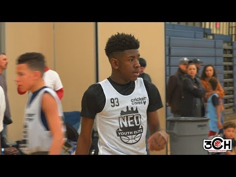 Danny Young Jr. NEO Youth Elite Winter Camp Mixtape | Class of 2022