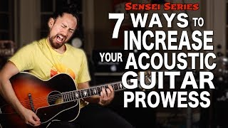 Increase Your Acoustic Guitar Prowess