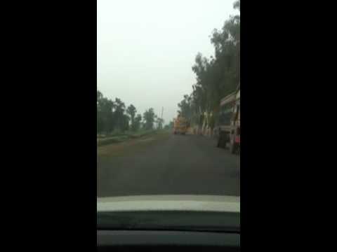 Lahore to baramanga via narowal shakargarh