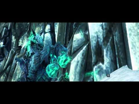Darksiders II (PC) - Intro y breve gameplay en castellano