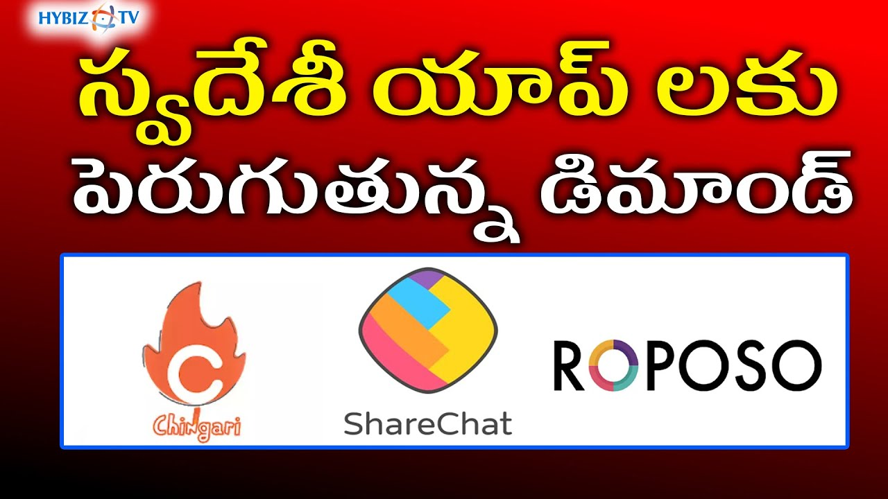 Citizens Rush to Download Chingari, Roposo, Share Chat an