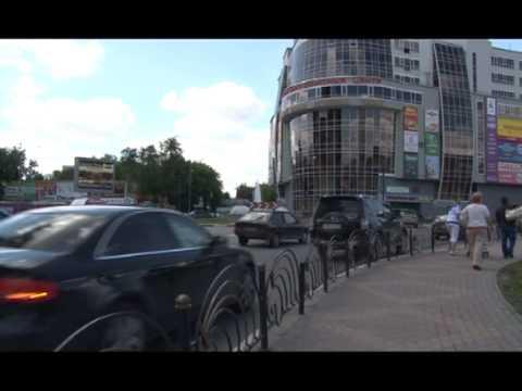 Прогулка по городу Пушкино