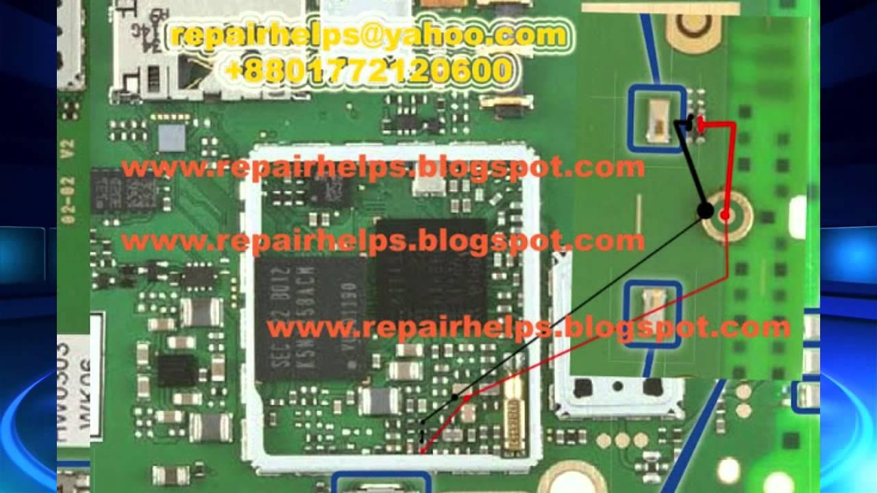 Nokia 305 Mic Solution  U0627 U0635 U0644 U0627 U062d  U0639 U0637 U0644  U0645 U0627 U064a U0643