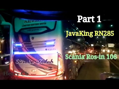 JOSS_duel pantura Po.Haryanto 24 javasking vs scania Rosin 106
