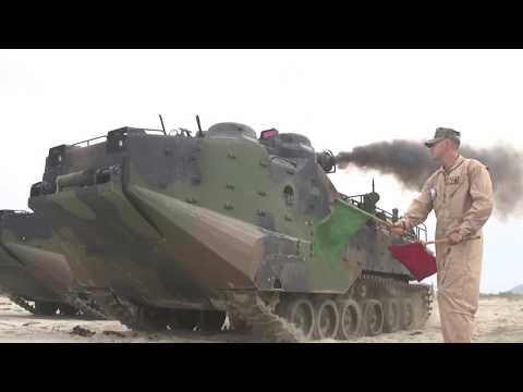 Assault Amphibian School - Camp Pendleton