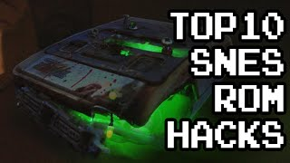 Top 10 SNES ROM Hacks | Homebrew