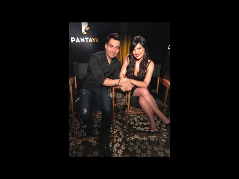 PANTAYA - Interview with Omar Chaparro and Maite Perroni
