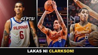 Nag BEASTMODE si Jordan Clarkson mas lalo pang Lumakas! | JC 42 Pts! Career High! Lakers Who?