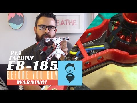 WARNING: Before you buy - EB 185 Pt.1