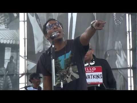 Deitrick Haddon performs at MLK Celebration (((2013 NEW!!)))