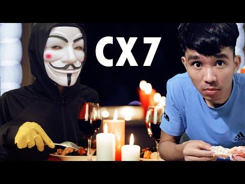 Mời Hacker Ăn Tối | Hacker là CX7 | Hacker Dinner | PHD Troll