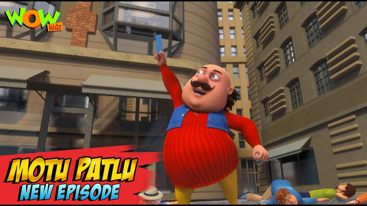 Download Motu Patlu New Episodes 2021 | Lucky Draw In London | Funny Stories | Wow Kidz