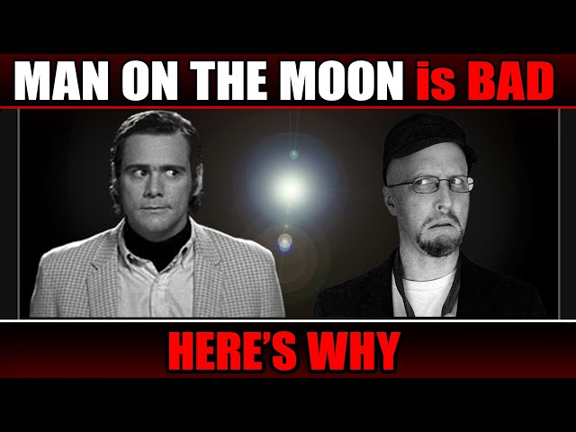 Man on the Moon is BAD, Heres Why - Nostalgia Critic