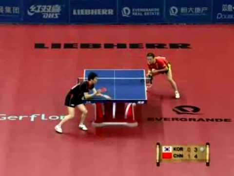 WTTC 2008 - Ma Lin vs Ryu Seung Min