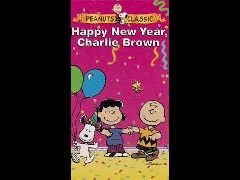 Snoopy Rules For Living Happy New Year Charlie Brown Videos For Kids Kids Movies Youtube