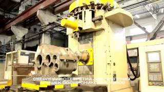 видео Восстановление деталей механической и слесарной обработкой