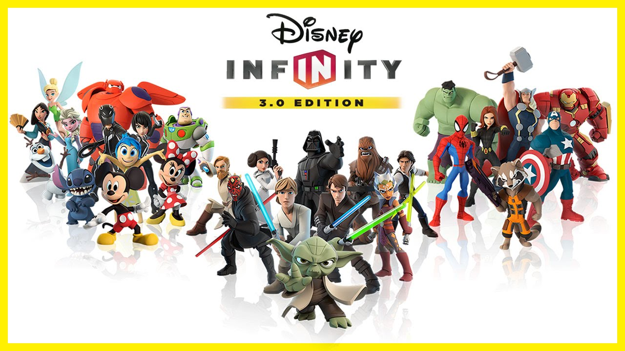 Disney Infinity 3 0 Star Wars Xbox One Starter Pack And