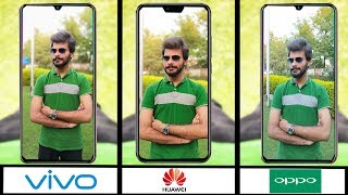 VIVO V11 (Pro) VS HUAWEI Nova 3 VS OPPO Realme 2 | Ultimate Camera Comparison | Camera Test 🔥🔥🔥