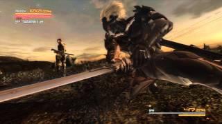 Metal Gear Rising: Revengeance All Bosses - New Game/No Upgrades/Original Lifebar/Very Hard