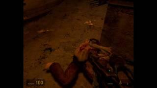 Half-Life 2 beta (leak) - d1_town_05 (beta d1_town_03)