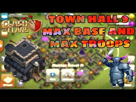 MAX BASE TOWN 9