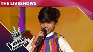 Mohd. Fazil Performs On Rang Barse | The Voice India Kids | Episode 32