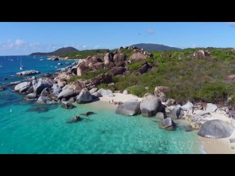 The Virgin Islands in stunning 4K!