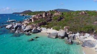 The Virgin Islands in stunning 4K!