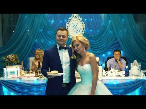 Свадебный клип Игорь и Ириша!=) ULTRA HD - 4К