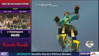 JSRF: Jet Set Radio Future by FingerQuick in 1:53:06 - SGDQ2017 - Part 32
