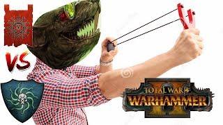 Skaven vs Vampire Coast | RAT PEBBLE ASSAULT, YES YES - Total War Warhammer 2