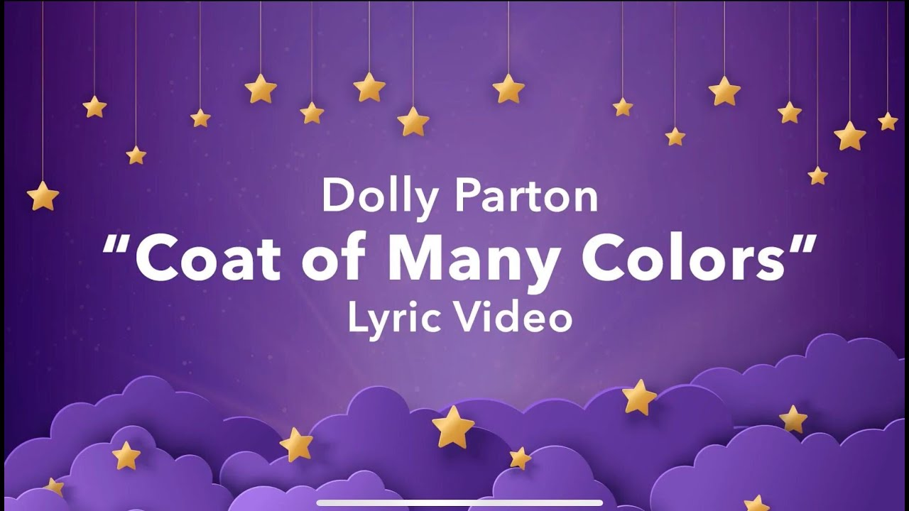 Download Watch Now: Coat of Many Colors - New Lyric Video