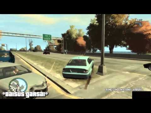 GTA IV MP: Be durų, Inkilas.
