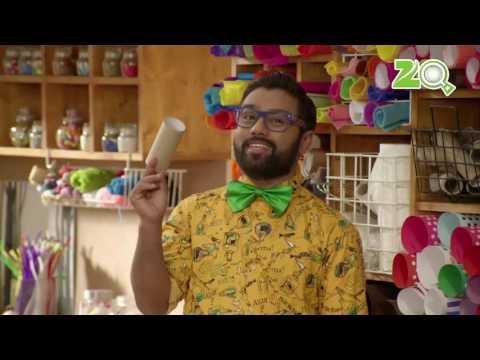 The Art Room - DIY Bottle Cap Animals, Cardboard Fox and Ice-cream Stick Cat | DIY Crafts for Kids Mp3