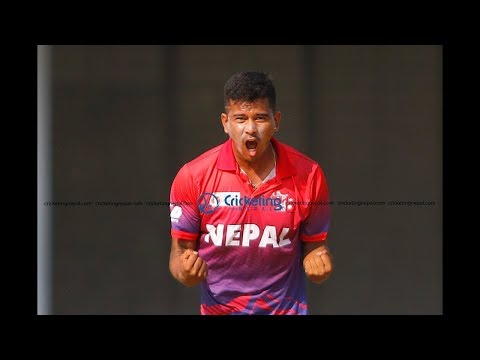 Avinash Bohara Trying His Hand In Batting Too