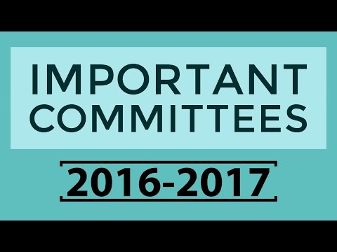 Important government committees & commissions - Last 6 months - Current affairs 2017