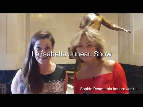 Sophie Desmarais Jackie Desmarais Ordre de Montréal