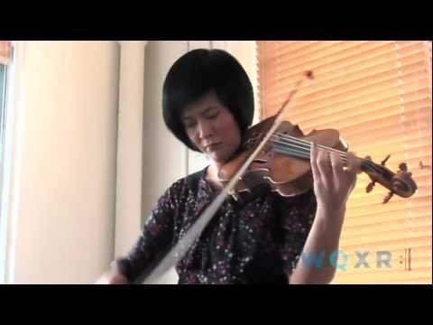 Jennifer Koh Plays Ysaye Sonata No. 2, 3rd and 4th Movements