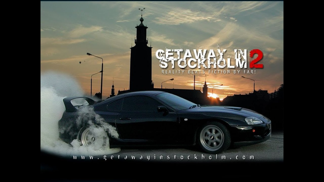 hd getaway in stockholm 2 toyota supra and escort. Black Bedroom Furniture Sets. Home Design Ideas