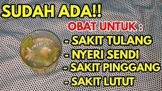 Jakarta, tvOnenews.com - 3 Obat Herbal yang Ampuh Atasi Nyeri Sendi | lifestyleOne Orang-orang yang .