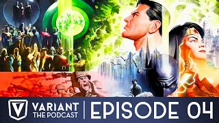Episode #4 - DC's 5G Initiative & The Future Of Comics
