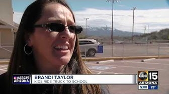 Tonto Basin residents stranded in Arizona