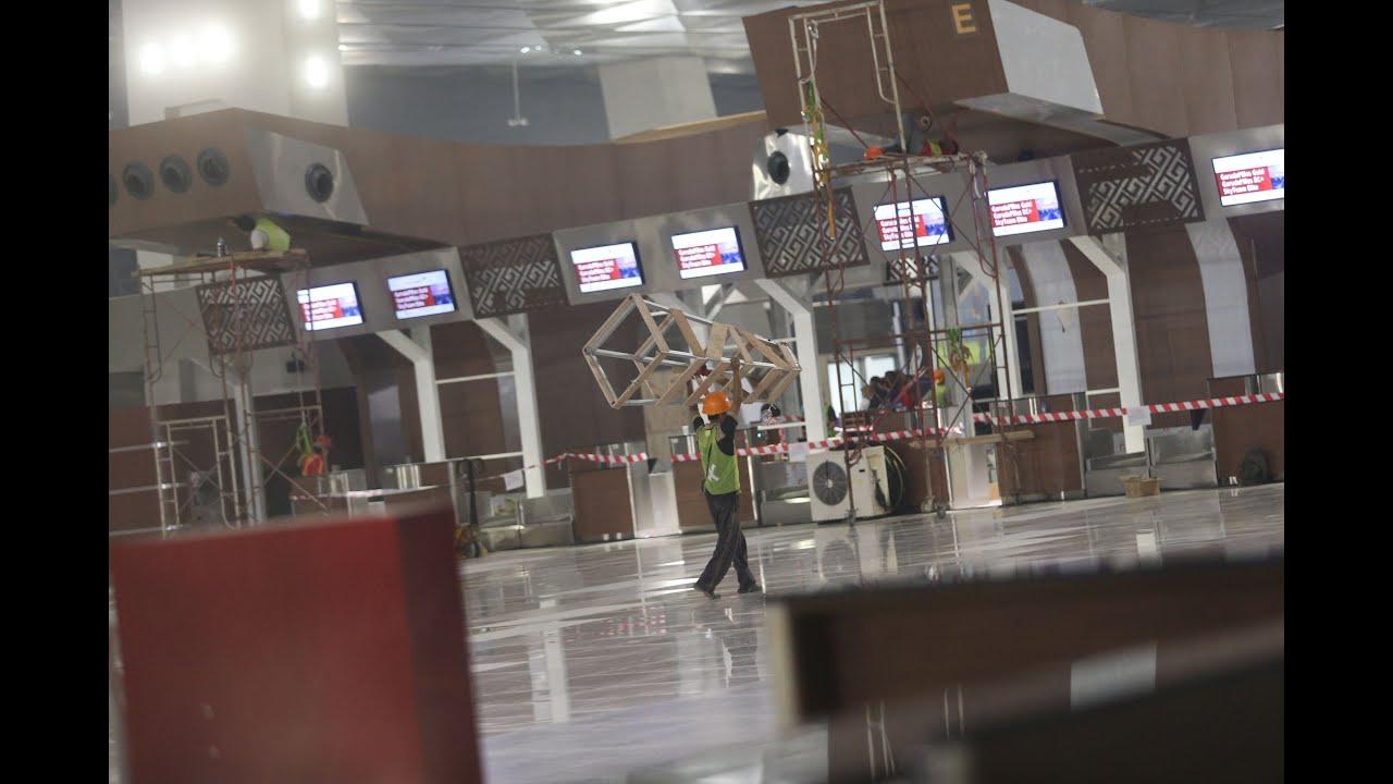 kecanggihan teknologi dan seni di terminal 3 ultimate youtube rh youtube com