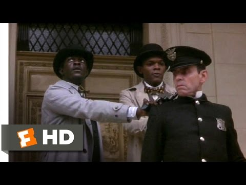 Ragtime (7/10) Movie CLIP - Taking Over Morgan Library (1981) HD