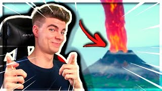 🔥HEUTE LIVE EVENT! Vulkan bricht in wenigen Stunden aus! | Fortnite Battle Royale Deutsch Season 8