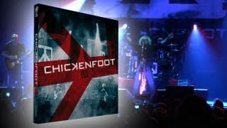 "CHICKENFOOT ""Something Going Wrong"" from the live album ""Chickenfoot LV"" & III + LV Box Set"